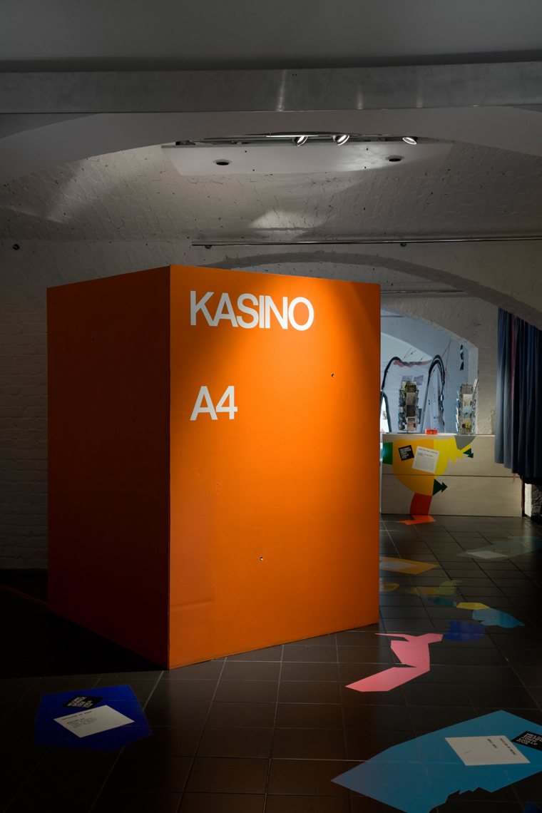 Helsinki Biennale curated and arranged by Aki-Pekka Sinikoski at Design Museum in Helsinki