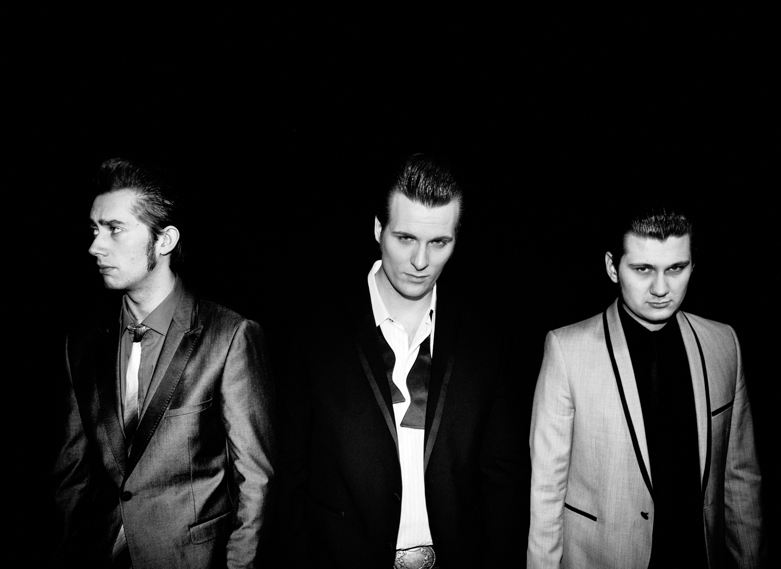 The Baseballs // Photographer: Aki-Pekka Sinikoski