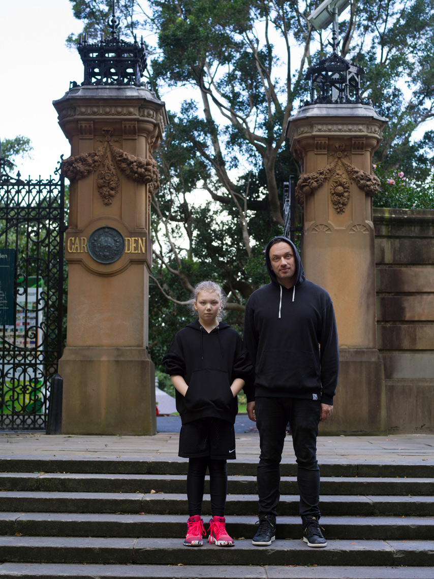 AKI & ASTRID SINIKOSKI: NEW GHOSTS IN SYDNEY, AUSTRALIA