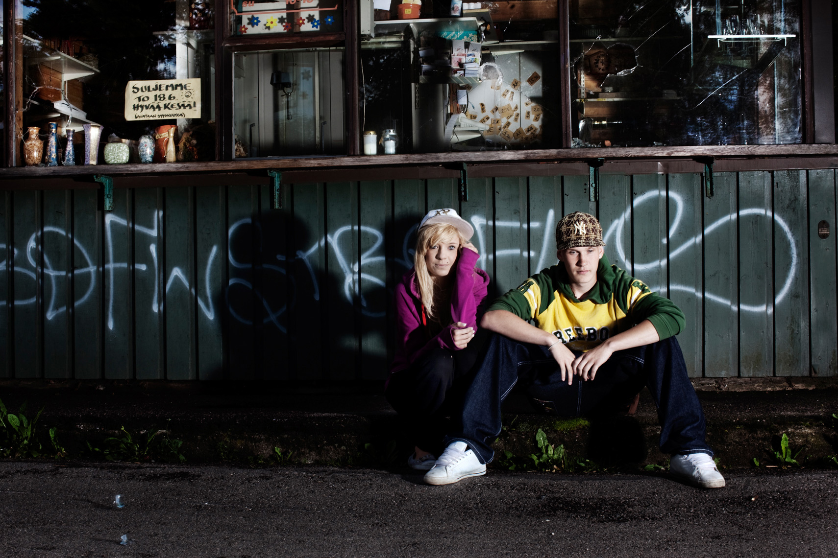 Finnish Teens // Documentary Photo // Aki-Pekka Sinikoski, Photographer from Helsinki, Finland
