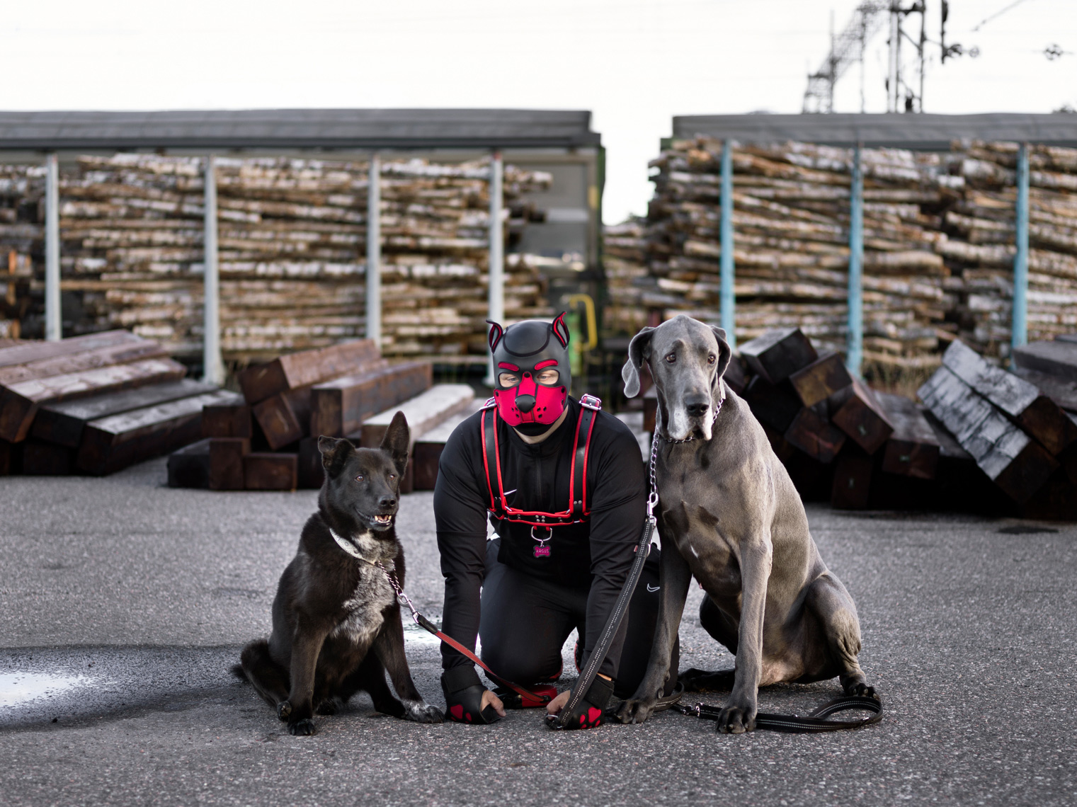 I Love Dogs  // Documentary Photo // Aki-Pekka Sinikoski, Photographer from Helsinki, Finland