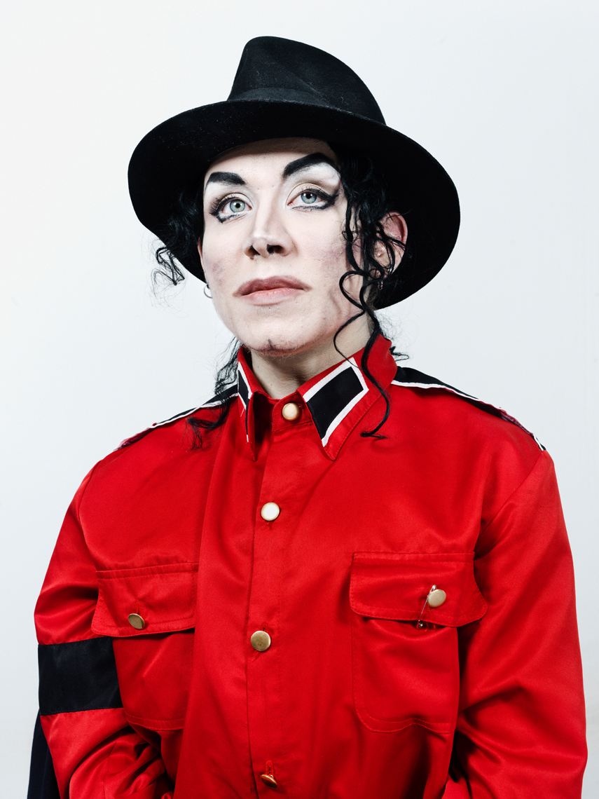 MJ  // Michael Jackson from Finland // Aki-Pekka Sinikoski, Photographer from Helsinki, Finland