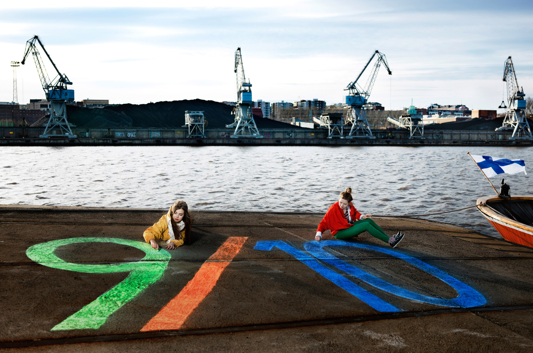 Promo & Campaign Photos for WWF Finland // Photographer: Aki-Pekka Sinikoski